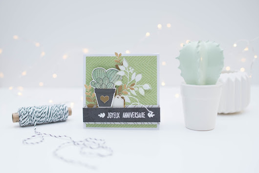 {My Very Sweet Home} Une carte pour mec