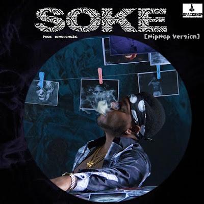 "PHOTO: Burna Boy Ft. DJ MoreMuzic- ""Soke [Remix]"""