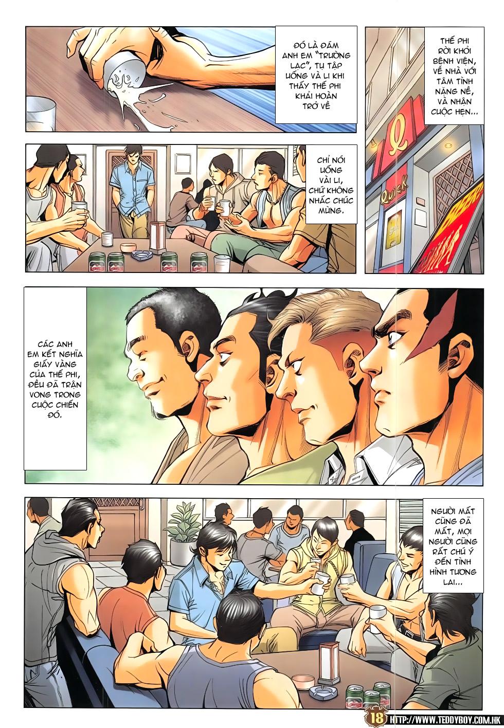 Người Trong Giang Hồ chapter 1863: bầu trời sau chiến thắng trang 17