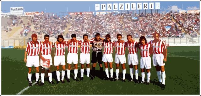 Vicenza Coppa Italia 1996 1997