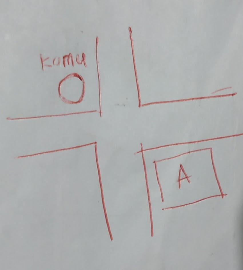 English Time: Ngomongin Petunjuk Arah