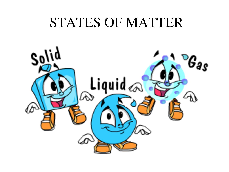 San Ignacio Eskola 6ila States Of Matter Estados De