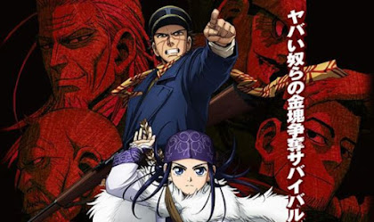 Golden Kamuy Episódio 1 -
