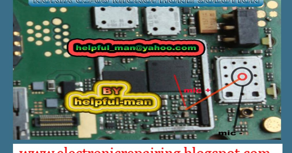 Circuits Gt Microphone L36769 Nextgr