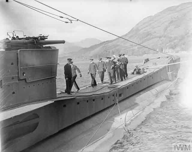 HMS Tignes, 29 October 1941 worldwartwo.filminspector.com