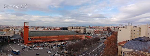 Only YOU Hotel Atocha - De Madrid al Cielo