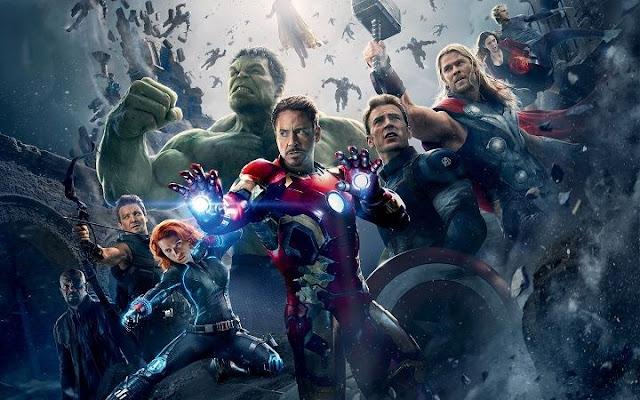 Fase 3 del universo cinematográfico de Marvel