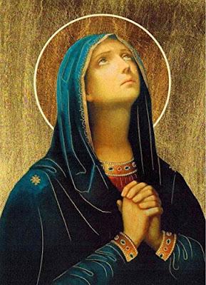 تفسير رؤية السيدة مريم العذراء في المنام بالتفاصيل