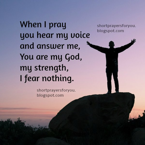 free christian image, short prayer I praise you Lord. Free cards with prayer by Mery Bracho.