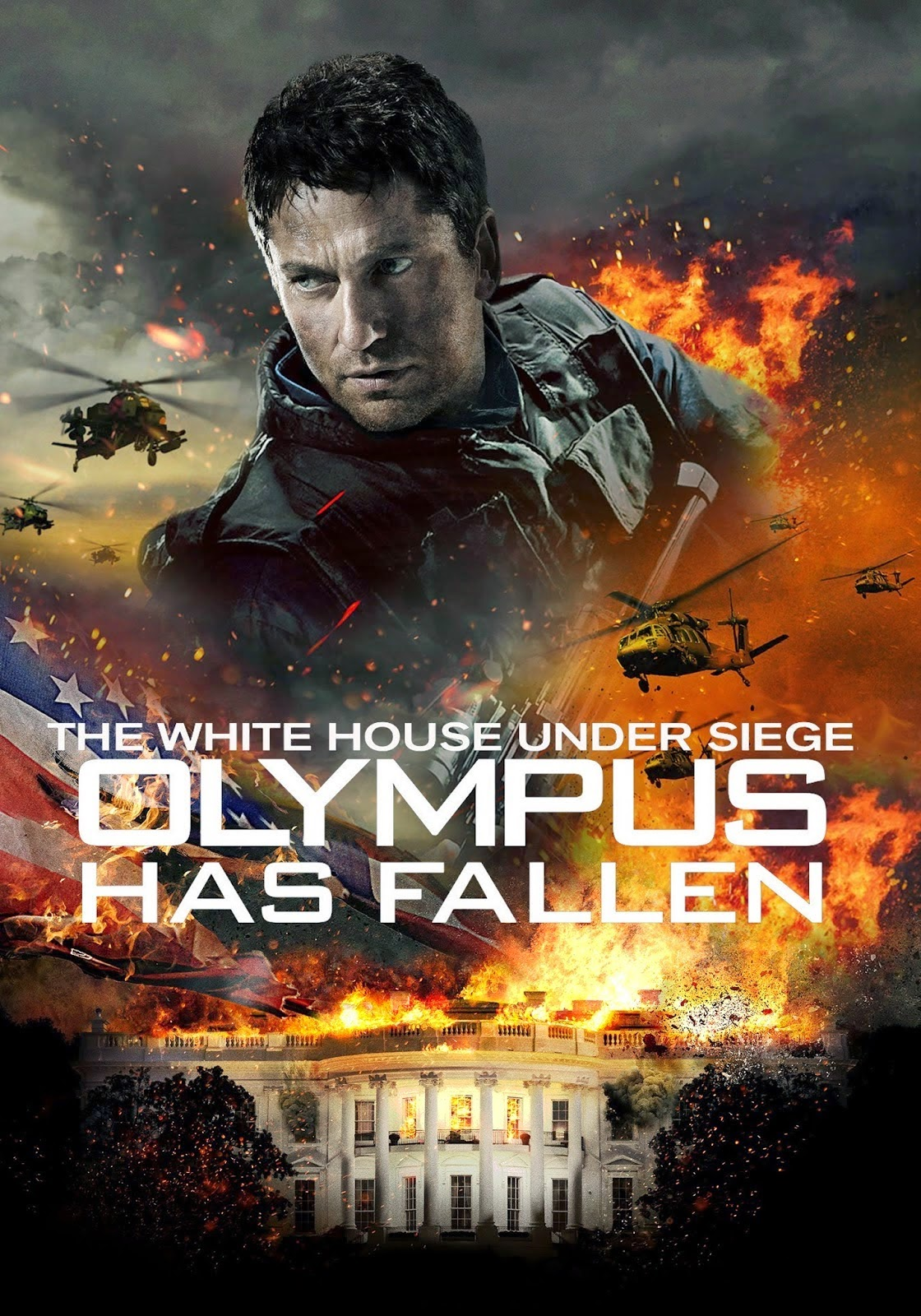 Olympus Has Fallen ฝ่าวิกฤติ วินาศกรรมทำเนียบขาว [HD][พากย์ไทย]