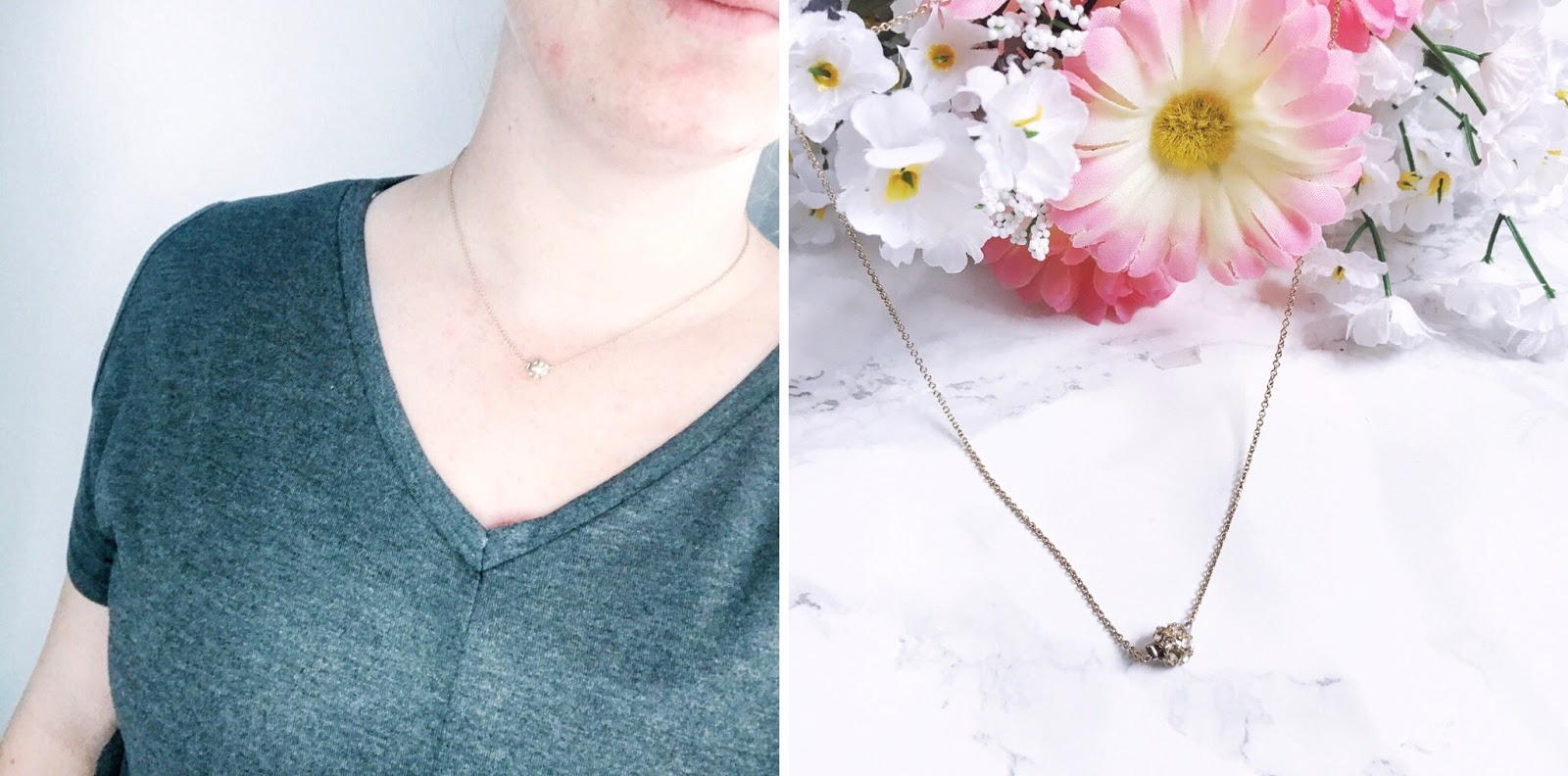 Simple Small Necklace