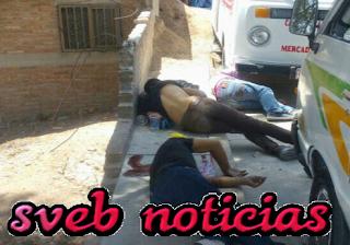 Ejecutan a 3 hombres en Chilapa y dos en Acapulco Guerrero
