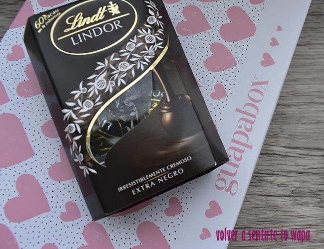 Bombones 60% cacao Lindor de LINDT