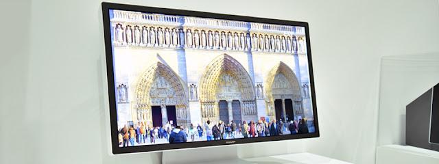 """Sharp giới thiệu màn hình 8K 27"""" với độ sáng 1000 nit"""