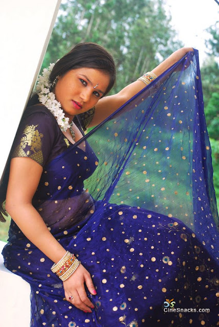 Aaunties Manju Shobana Hot Images-9815