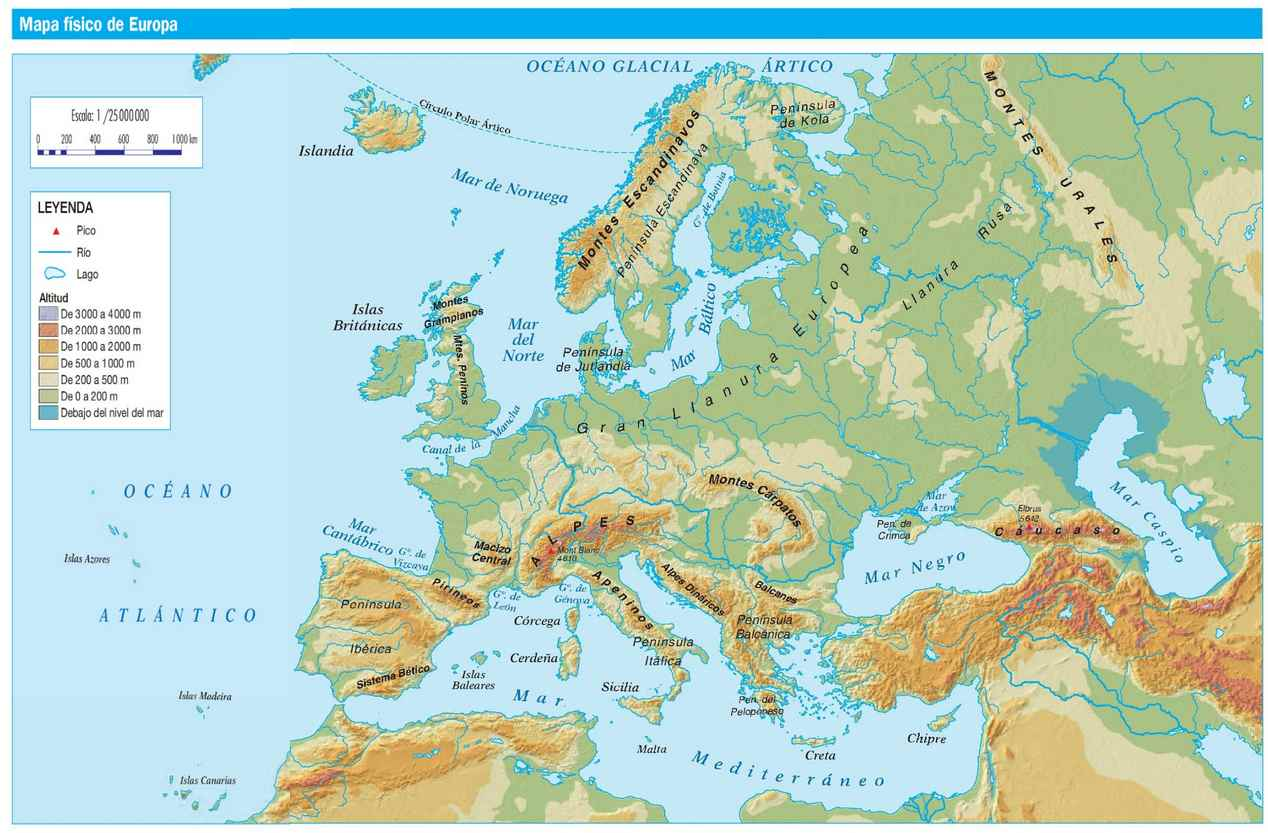 recursos mapas fisicos