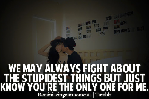 sad relationship quotes for girlfriend and boyfriend fighting