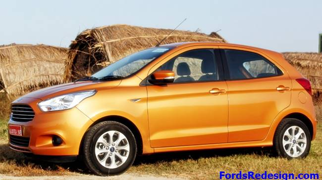 2017 Ford All New Figo Review South Africa