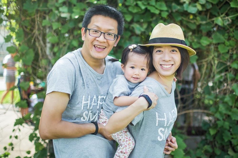 台北兒童寫真全家福兒童家庭攝影推薦