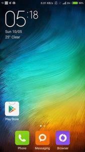 UPDATE MIUI 6 FOR XIAOMI REDMI NOTE 3G