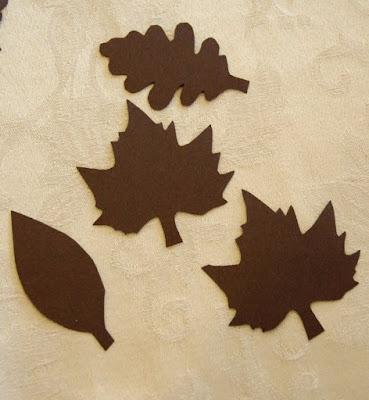 Fall Suncatcher Leaf Craft for Kids