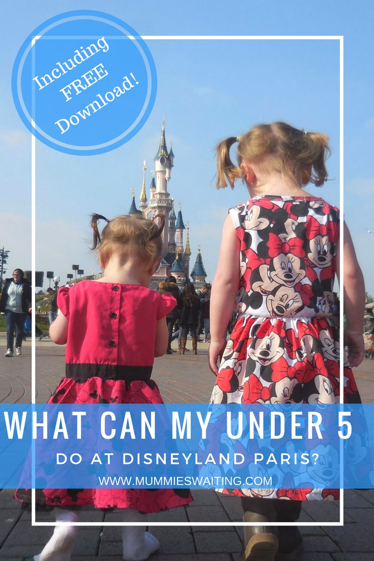 Are you ready to book a Disney holiday but aren't sure what your child can ride on? Are you worried that you will get to Disneyland Paris and have nothing to do? Here is my list of what your child can do at DLP. Including FREE Download.