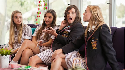 Las 10 series revelación del 2013 Ja'mie Private School Girl