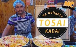 The Story of Tosai | Madras Masala Epi 16 | Food Feature | Madras Central