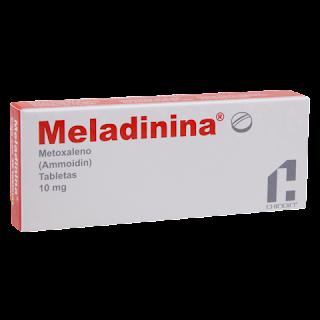 Meladinina en Tabletas Para el Vitiligo