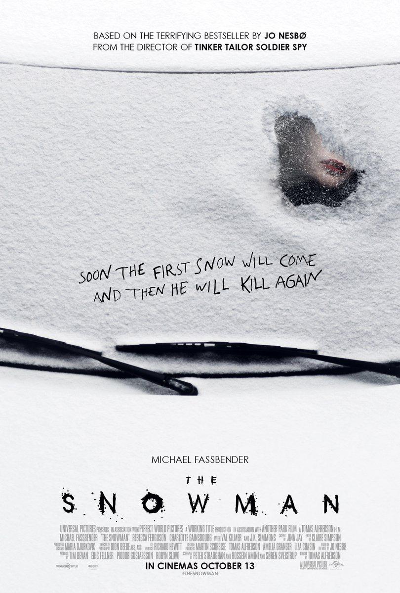Nonton Film The Snowman (2017)