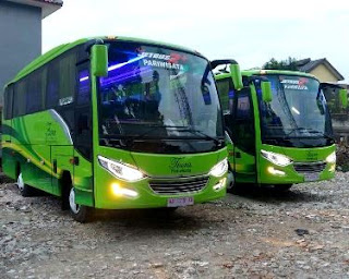 Harga Sewa Bus Medium Ke Bali, Sewa Bus Medium
