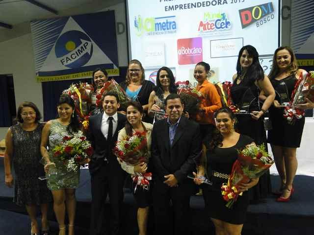 Prêmio Mulher Empreendedora