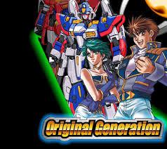 Phim Super Robot Taisen Original Generation -The Animation