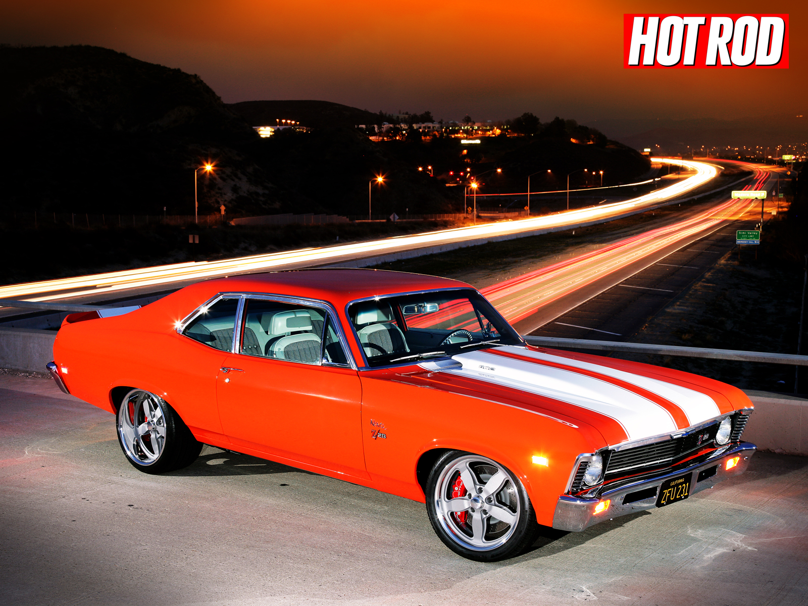 Hd Muscle Car Wallpapers