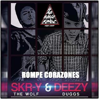 SKR-Y Feat Deezy Doogs - Rompe Corazones (Habibiz kingz)