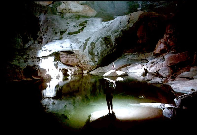 Na luong cave