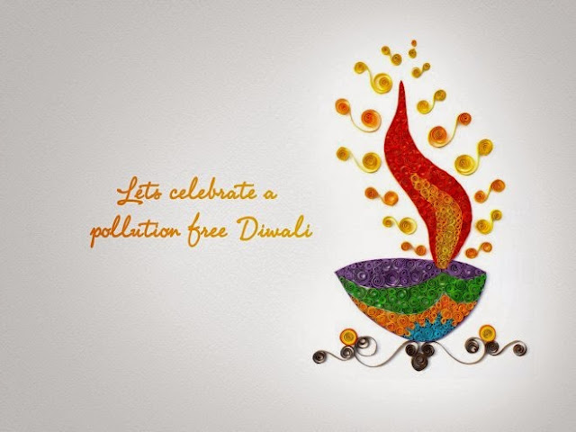 Happy Diwali Rangoli Images with Messages in Hindi 2017