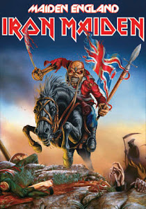 My 2013 Iron Maiden Europe backpacking trip to see Maiden x 3, Download Festival & Bon Jovi