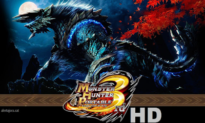 Download Monster Hunter Portable 3rd ISO/CSO PSP PPSSPP [English Patch]