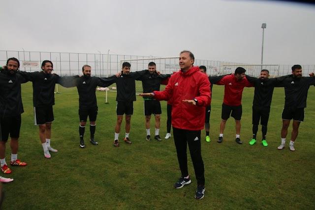 Şanlıurfaspor, Kırklarelispor maçına hazır