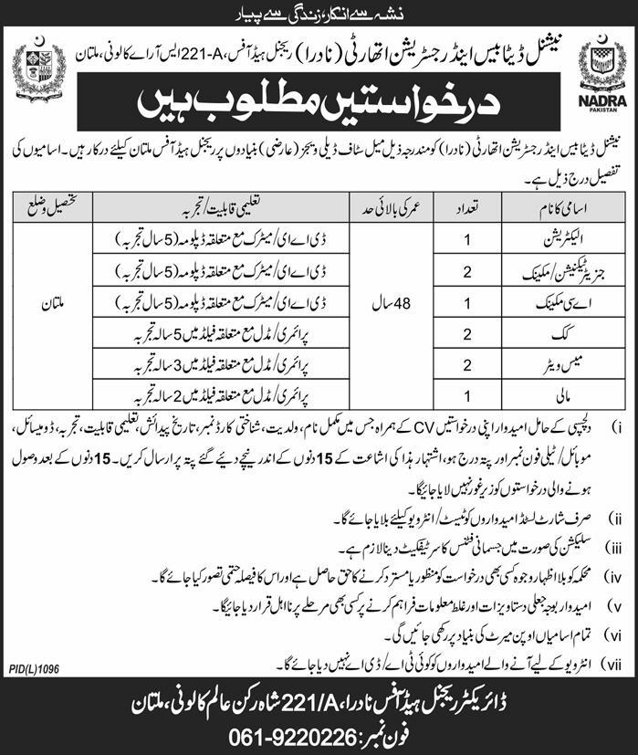 nadra jobs 2019 lahore nadra jobs 2019 karachi www nadra gov pk jobs 2019 nadra jobs 2019 islamabad national database and registration authority nadra nadra jobs 2019 application form nadra jobs application form download nadra jobs september 2019