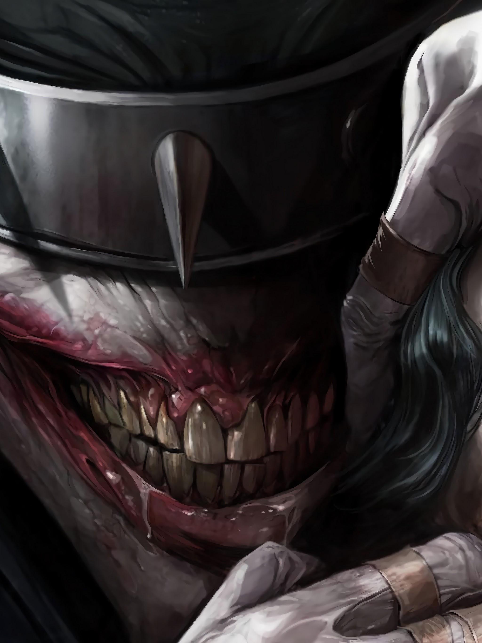 Batman Who Laughs 4k Wallpaper 22