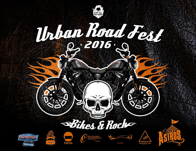Urban Road Fest en Carpa Astros