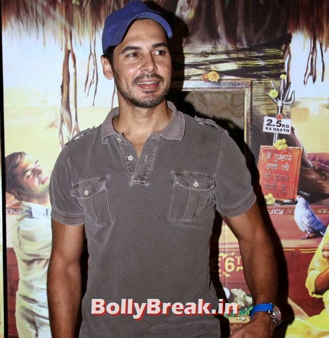 Dino Morea, Aditi Rao, Shilpa, Tisca at Filmistaan Movie Special Screening at Lightbox