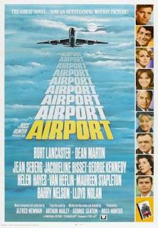Aeropuerto (1970) Accion con Burt Lancaster