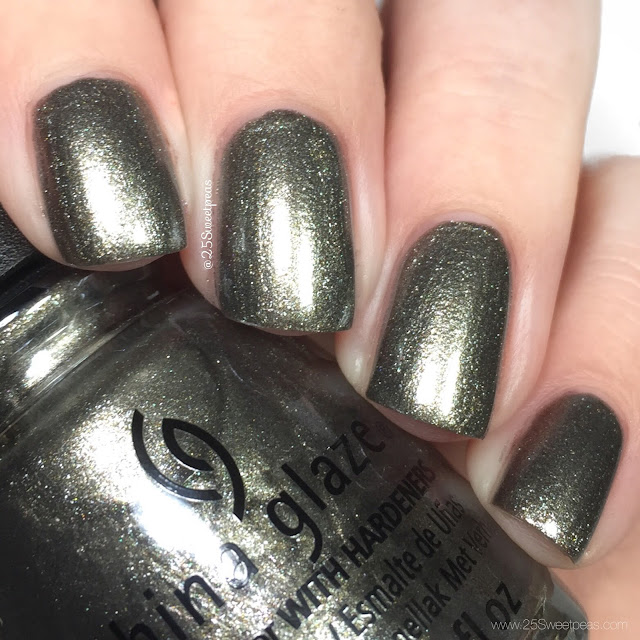 China Glaze Slay Bells Ring