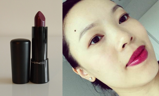 MAC Mineralize Rich Lipstick in 'Lush Life'