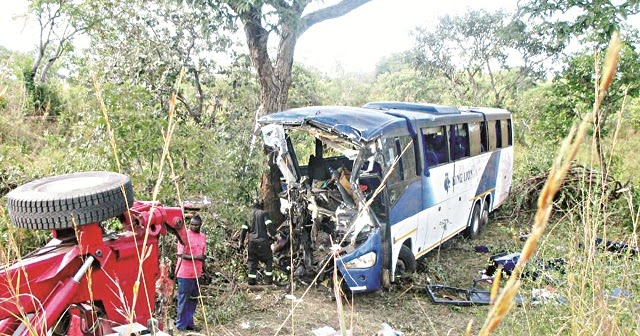 Mugabe in NY laments 'senseless loss' of lives in Zim bus ...