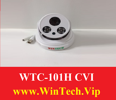 Camera CVI WinTech WTC-101H C Độ phân giải 2.0 MP