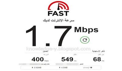 كيفية-طريقة-قياس-سرعة-الإنترنت-بشكل-صحيح-أونلاين-بدون-برامج-check-internet-speed